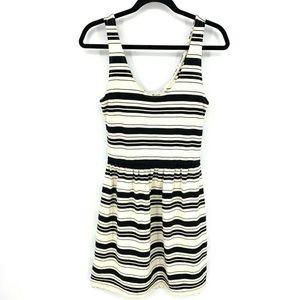 J. Crew Womens Button-Back Sundress Striped Dress